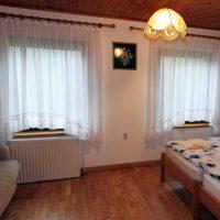 Apartma Leban - Glavna spalnica