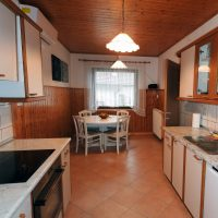 Apartma Leban - Kuhinja ter jedilnica